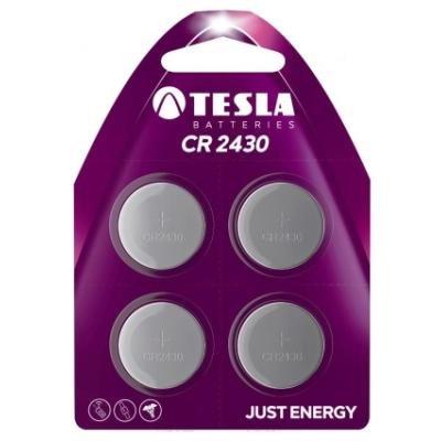 Baterie TESLA CR2430 3V 4ks