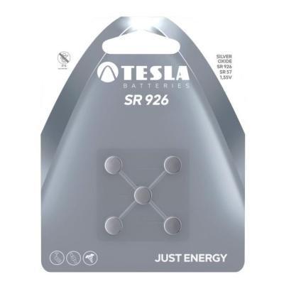 Baterie TESLA SILVER SR926 (SR57) 5ks