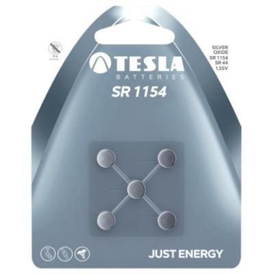 Baterie TESLA SILVER SR1154 (SR44) 5ks