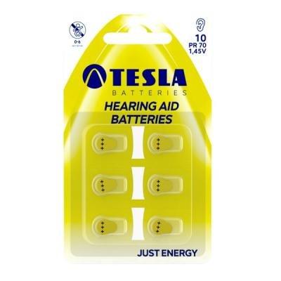 Baterie TESLA TA10 do naslouchadla 6ks