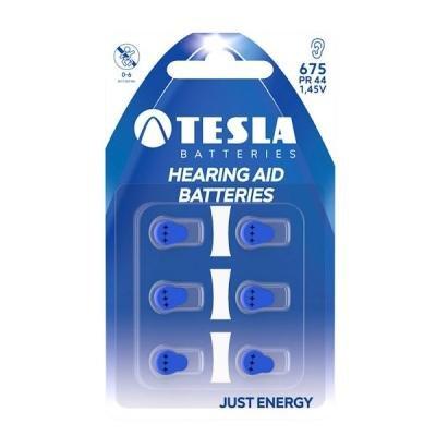 Baterie TESLA TA675 do naslouchadla 6ks