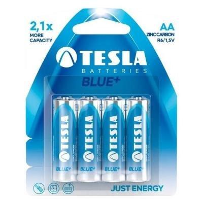 Baterie TESLA BLUE+ AA (R06) 4ks