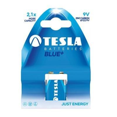 Baterie TESLA BLUE 9V (6F22) 1ks