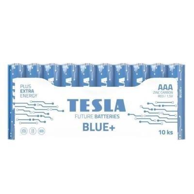 Baterie TESLA BLUE+ AAA (R03) 10ks