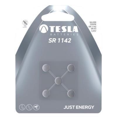 Baterie TESLA SILVER SR1142 (SR43) 5ks