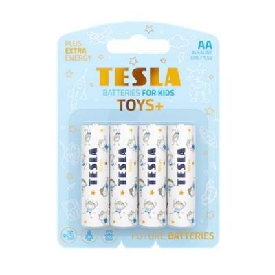 TESLA TOYS+ BOY AA (LR06) 4ks