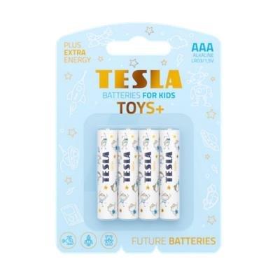 TESLA TOYS+ BOY AAA (LR03) 4ks