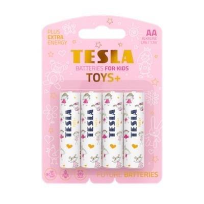 TESLA TOYS+ GIRL AA (LR06) 4ks