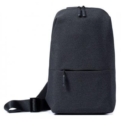 Batoh Xiaomi Mi City Sling Bag tmavě šedý