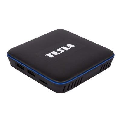 TESLA MediaBox Skylink Live TV SK verze