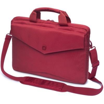 DICOTA Code Slim Case 15 červená