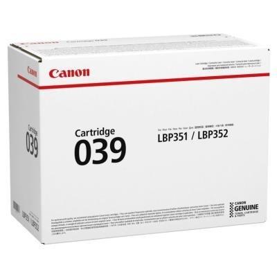 Canon 039 černý