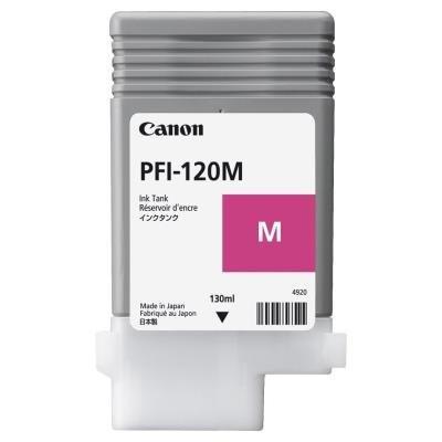 Canon PFI-120M červená