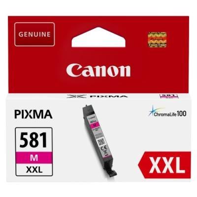 Inkoustová náplň Canon PGI-581M XXL červená