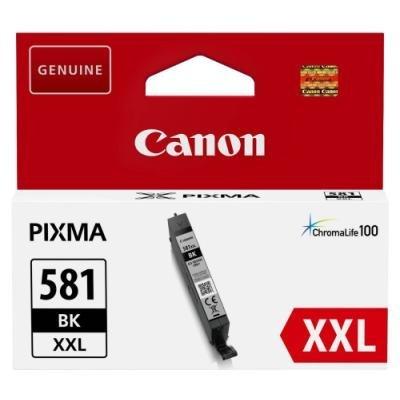 Inkoustová náplň Canon PGI-581Bk XXL černá