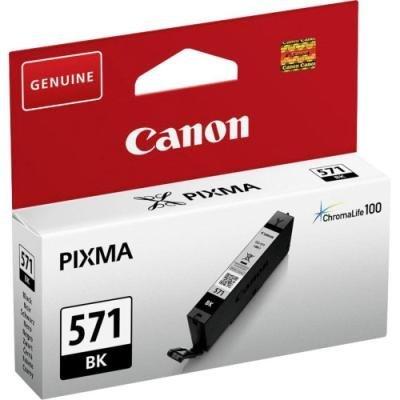 Inkoustová náplň Canon CLI-571BK černá