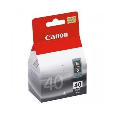 Inkoustová náplň Canon PG-40Bk černá