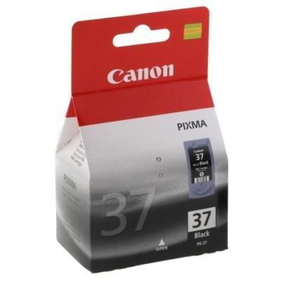 Inkoustová náplň Canon PG-37 černá