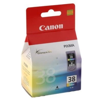 Inkoustová náplň Canon CL-38 CMY