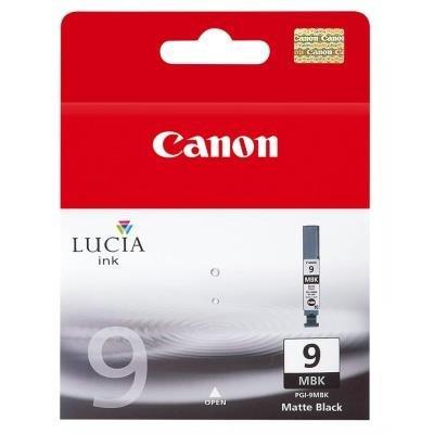 Inkoustová náplň Canon PGI-9MBK matná černá