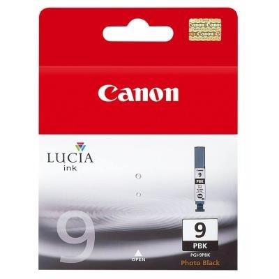 Inkoustová náplň Canon PGI-9PBK foto černá
