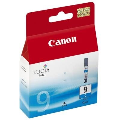 Inkoustová náplň Canon PGI-9C modrá