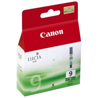 Inkoustová náplň Canon PGI-9G zelená