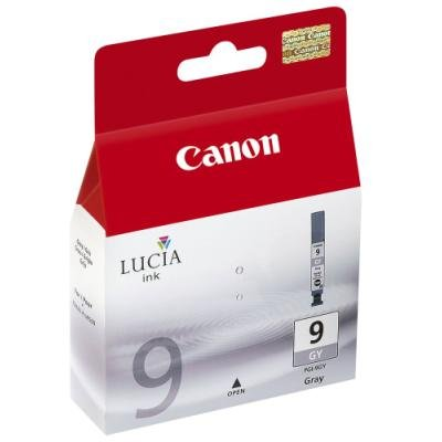 Inkoustová náplň Canon PGI-9GY šedá