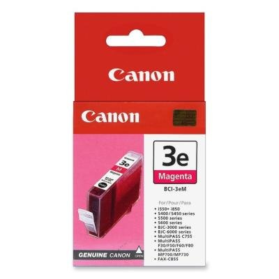 Inkoustová náplň Canon BCI-3eM červená