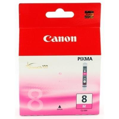Inkoustová náplň Canon CLI-8M purpurová