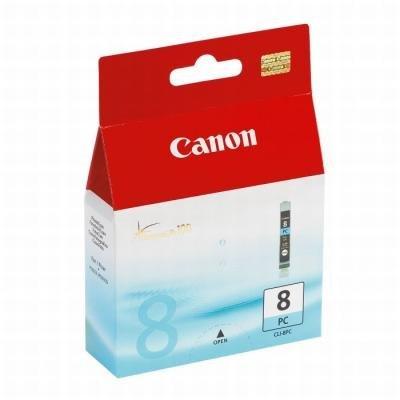 Inkoustová náplň Canon CLI-8PC foto modrá