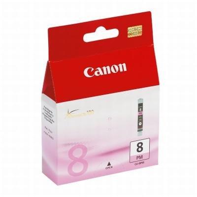 Inkoustová náplň Canon CLI-8PM foto purpurová