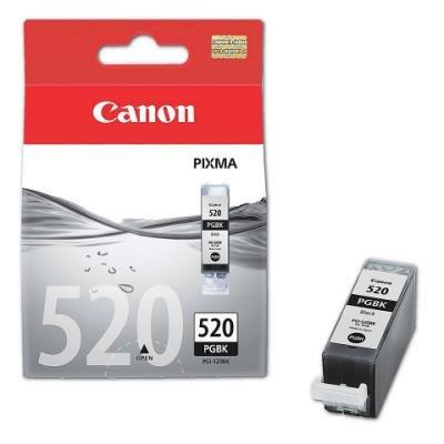 Inkoustová náplň Canon PGI-520Bk