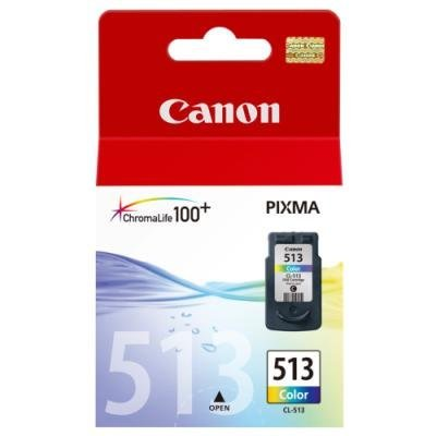 Canon inkoustová náplň CL-513/ barevná