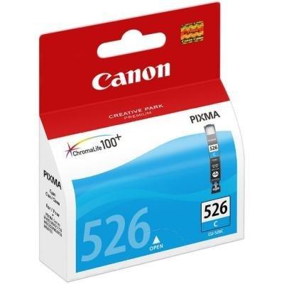 Inkoustová náplň Canon CLI-526C modrá