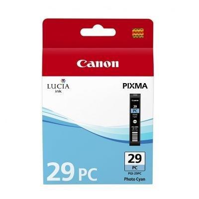 Inkoustová náplň Canon PGI-29PC foto modrá