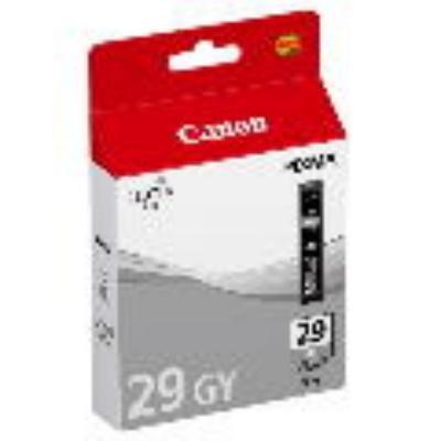 Inkoustová náplň Canon PGI-29GY šedá