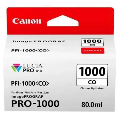 Inkoustová náplň Canon PFI-1000 chroma optimizér