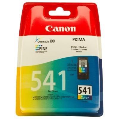 Inkoustová náplň Canon CL-541 CMY