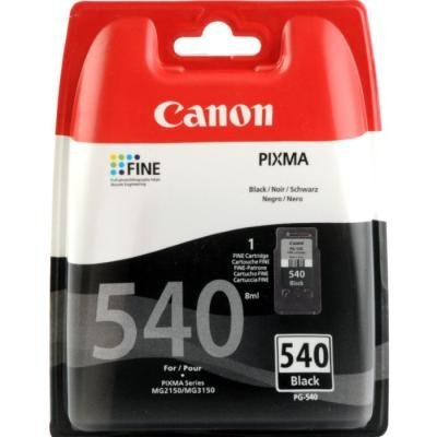 Inkoustová náplň Canon PG-540Bk černá