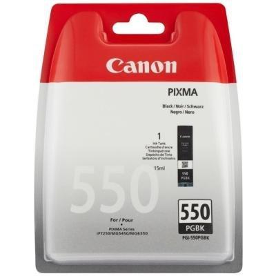 Inkoustová náplň Canon PGI-550PGBk černá