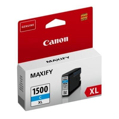 Inkoustová náplň Canon PGI-1500C XL modrá
