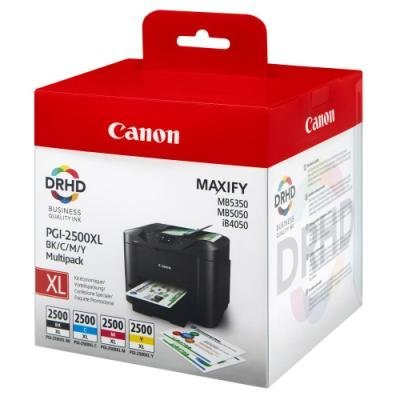 Inkoustová náplň Canon PGI-2500XL multipack