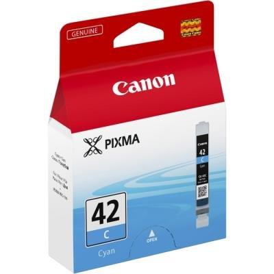Inkoustová náplň Canon CLI-42C modrá