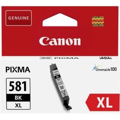 Inkoustová náplň Canon CLI-581BK XL černá