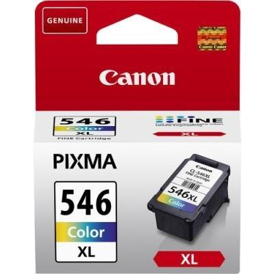 Inkoustová náplň Canon CL-546 XL CMY