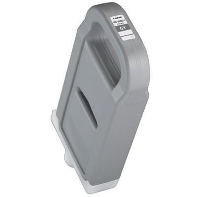 Inkoustová náplň Canon PFI-706GY šedá