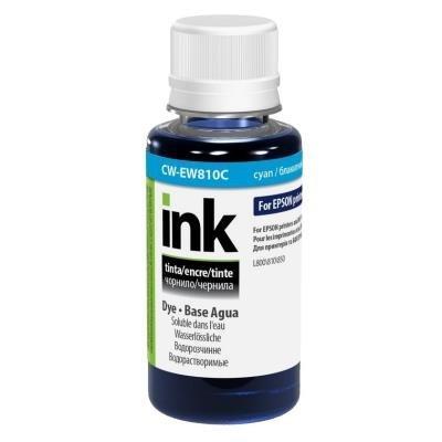 Inkoustová náplň ColorWay za Epson T6732 modrá
