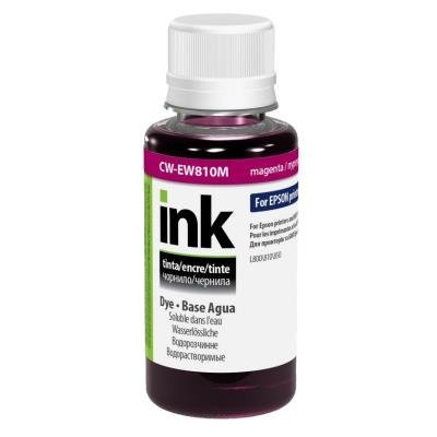 Inkoustová náplň ColorWay za Epson T6733 červená