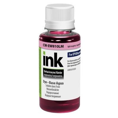 Inkoustová náplň ColorWay za Epson T6736 červená